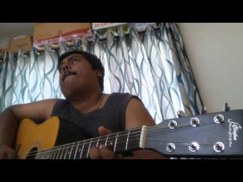 Deewani Mastani Guitar Cover -- Abhishek Bannalikar