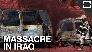The American Mercenaries Found Guilty Of A Massacre In Iraq