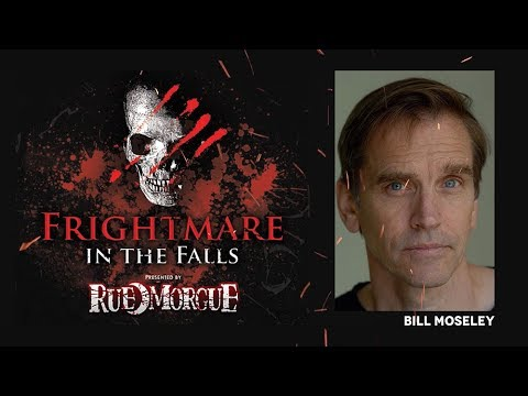 From Texas To Hell With Horror Icon BILL MOSELEY | RUE MORGUE TV