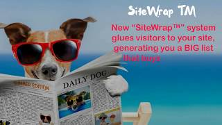 SiteWrap Review-Does It Work? or Scam?