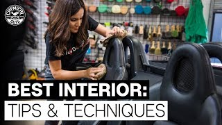 Top Car Interior Detailing Tips & Techniques! - Chemical Guys