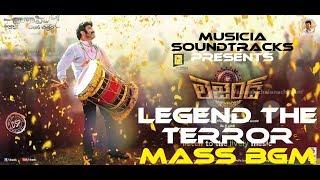 LEGEND(The Terror) Movie Mass BGM |DSP| Movie Link In DESCRIPTION!