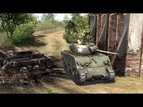 ◀Men of War: Assault Squad 2 - Battle of Hürtgen Forest, Pt 1