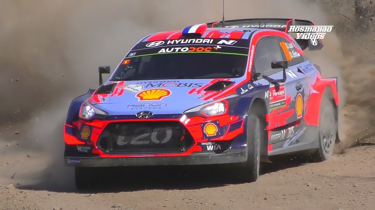 Wrc Rally Portugal 2019 Full Attack Dust Full Hd
