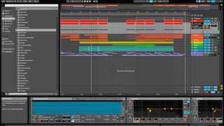 Ableton Template - Tony Igy Pentagramma Progressive Remake (DL link in description)