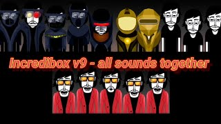 Incredibox v9 blinding lights - all sounds together