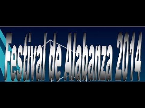 11 8 14 Festival de Alabanza 2014 Parte 2 Con los grupos de Omaha y Cornerstone