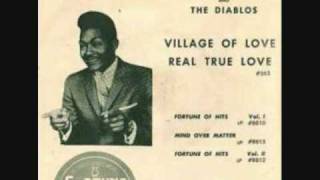 "Nolan Strong & the Diablos: ""Real True Love"" - 1964 Fortune Records"