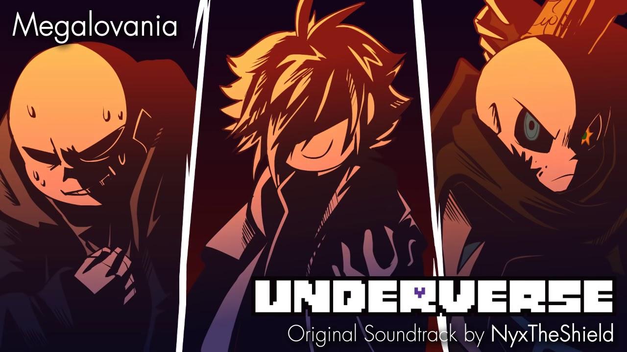 Underverse 0 0 OST - Megalovania