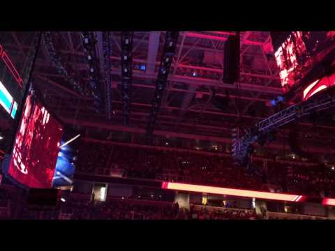 Intro for WWE Payback @ SAP Center