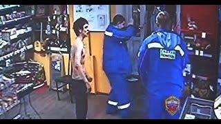 Тренер по кикбоксингу и его ученик задержаны за нападение на врачей скорой помощи