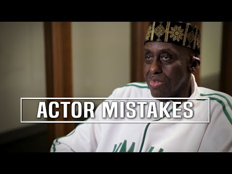3 Common Mistakes New Actors Make On Set by Bill Duke