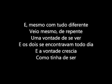 Eduardo E Mônica Legião Urbana Letrasmusbr