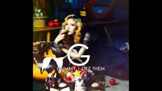 gummy 거미 words i want to say 하고 싶은 말 1st album like them
