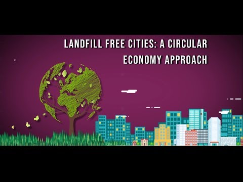 Session on Landfill Free Cities Day 2 - WSDS 2018