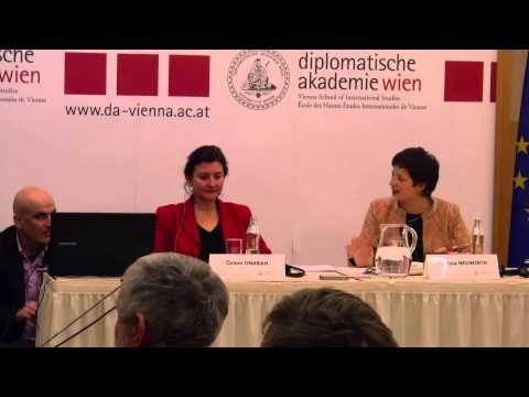 VIDC: Beyond the Limits. Economy vs. Ecology? Panel with Ashish Kothari and Özlem Onaran