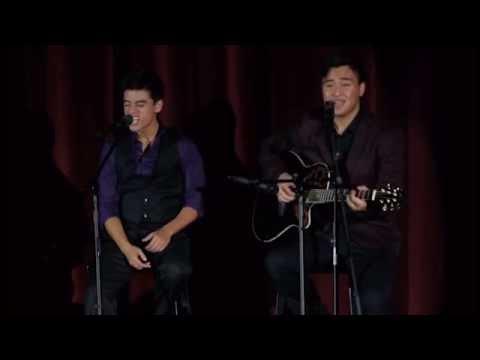 She Was Mine - LIVE - Antonio Abarca & Sean Tuazon (lyrics - AJ Rafael) Acoustic Guitar Cover Video