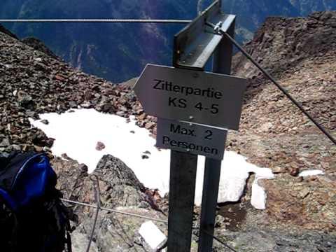 Klettersteig Jägihorn : Jägihorn klettersteig youtube