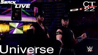 WWE 2K Universe - WWE 2K18: Smackdown Live Episode 10 thumbnail