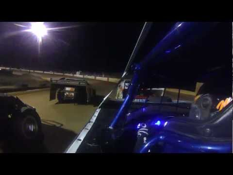 Nick Hoffman - County Line Raceway (3/10/12) UMP Modified A-Main