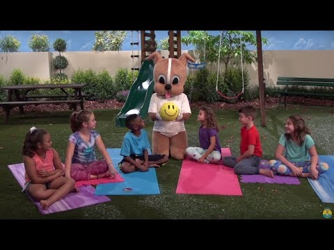 The Wuf Shanti TV Show - Opening Song (Yoga and Meditation for Kids)