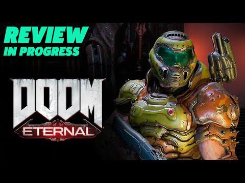 Doom Eternal Review In Progress