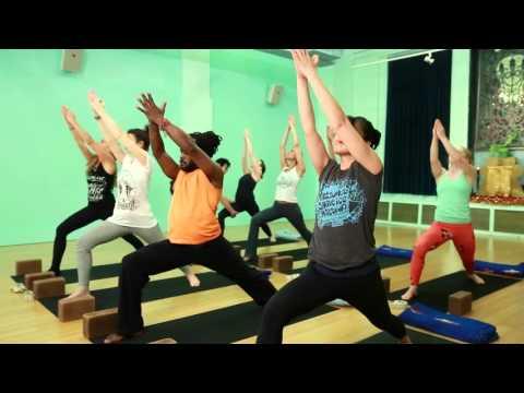Spiritual Warrior Class Jivamukti Yoga NYC