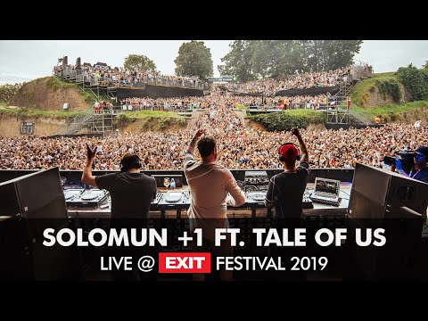 EXIT 2019 | Solomun b2b Tale Of Us Live @ mts Dance Arena