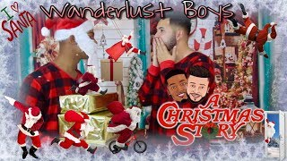 WANDERLUST BOYS: CLOSET TALK S1E7 (BAD SANTA)