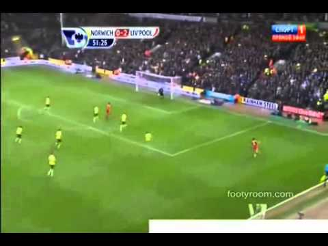 Norwich City 0 -- 3 Liverpool [Goal.EsPoRT.Ge].flv