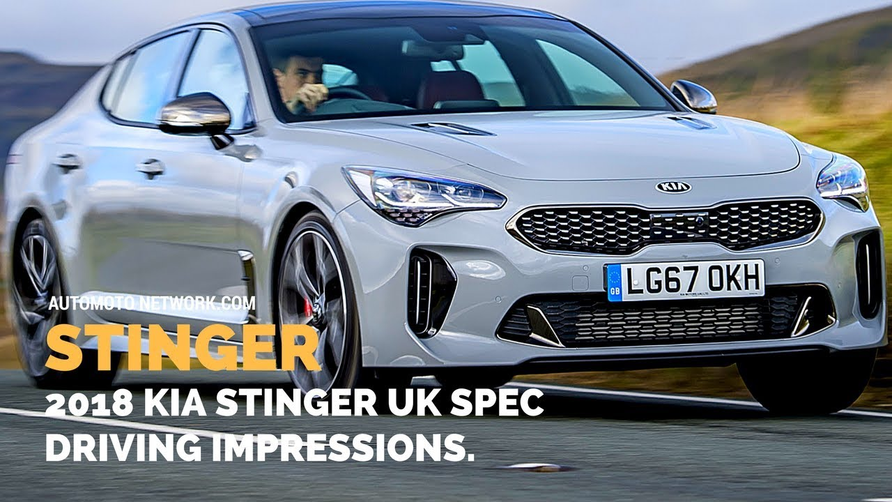 View Kia Stinger Ceramic Silver