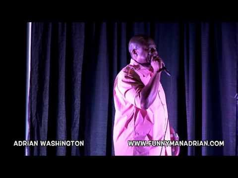 Adrian Washington Stage Killer