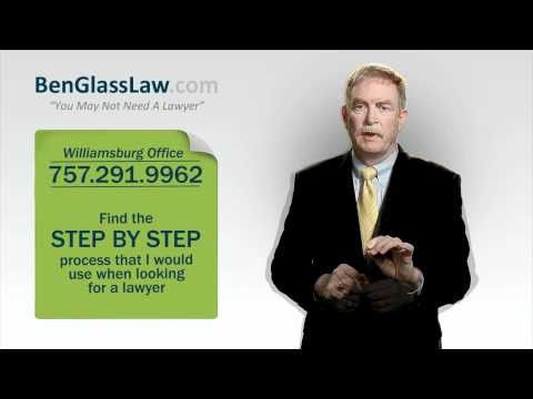 Williamsburg Virginia Attorney - Guide to Car Accident Lawyer Advertising in Williamsburg, VA