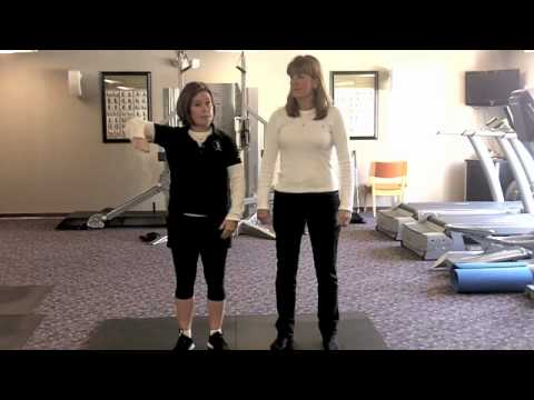 Lat Length Assessment for Golfers