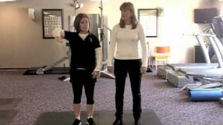 Golf Fitness Lat Length Assessment