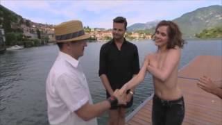 Holland Next Top Model - Lake Como Episode