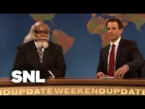 Weekend Update: Jimmy McMillan - Saturday Night Live