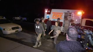 Three rescued from West Virginia mine