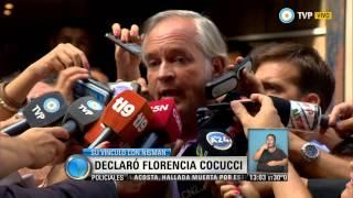 Visión 7 - La muerte de Nisman: Declararon la secretaria y la modelo Florencia Cocucci