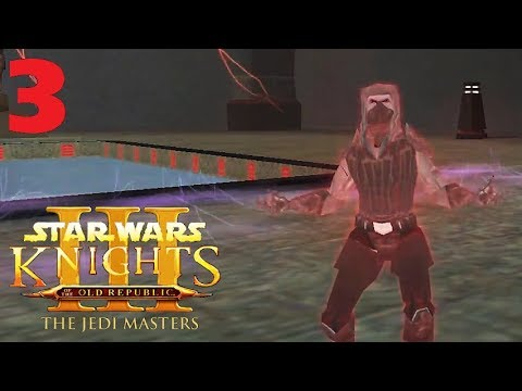 KOTOR 2: The Jedi Masters - 3 - The Hands Of An Infant [PC Mod]