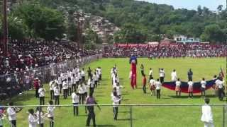 2012 Haitian Flag Day in Cap-Haïtien, Haiti