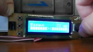 Аудипроцессор на TDA7313 + PIC16F628A