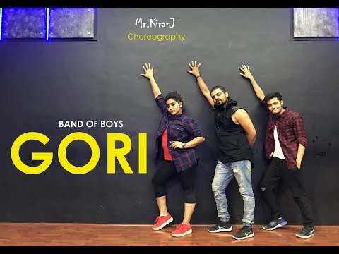 Gori | Band Of Boys | Kiran J | DancePeople Studios