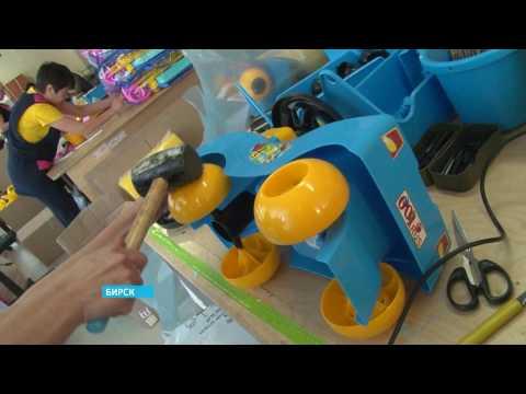 Секретами изготовления игрушек поделились мастера из Бирска