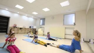 Sun Dance House | Дети 8-9 лет | Третье занятие | Разминка