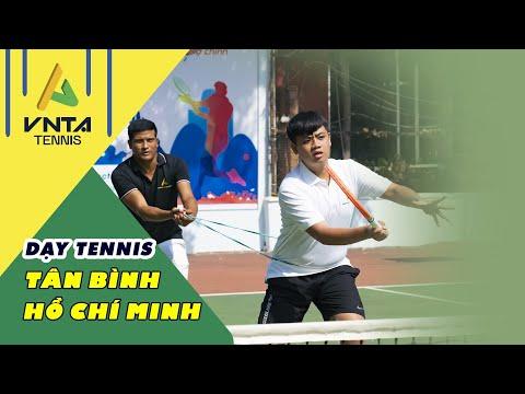VNTA Tennis - Dạy Tennis Tại Quận Tân Bình Tp HCM