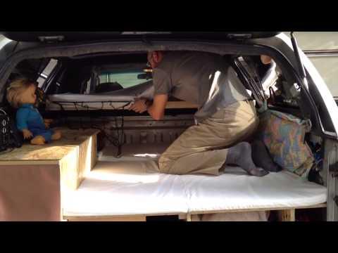 Nissan Navara Camper Offroad