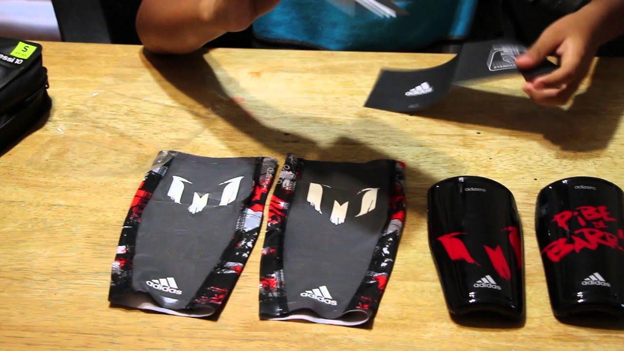 adidas messi shin guards