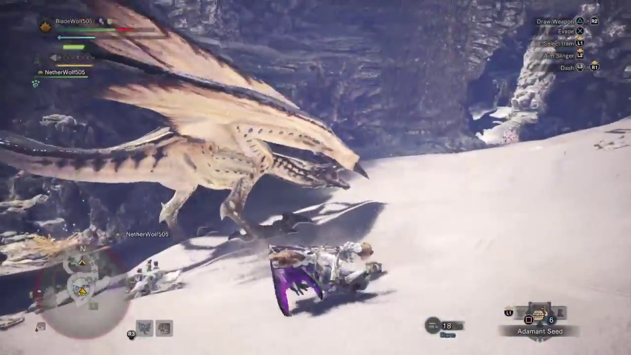 monster hunter world how to kill insect
