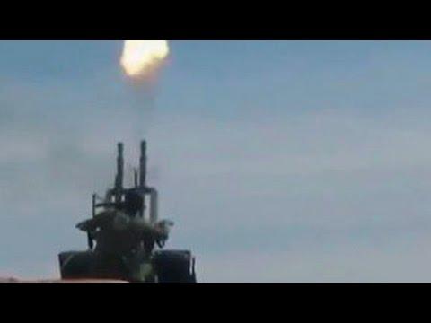 МиГ-21 упал в